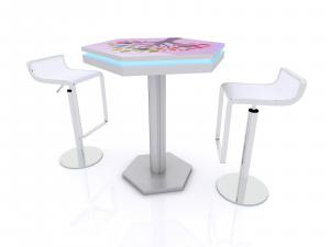 MODFD-1465 Wireless Charging Bistro Table