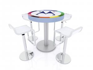 MODFD-1468 Wireless Charging Bistro Table