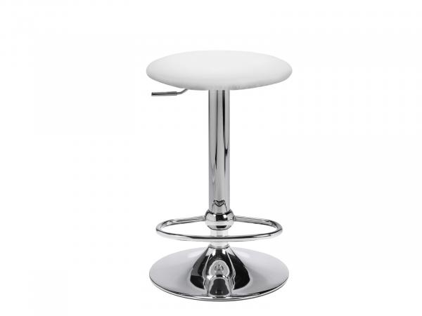 CEBS-007 | White Barstool -- Trade Show Furniture Rental