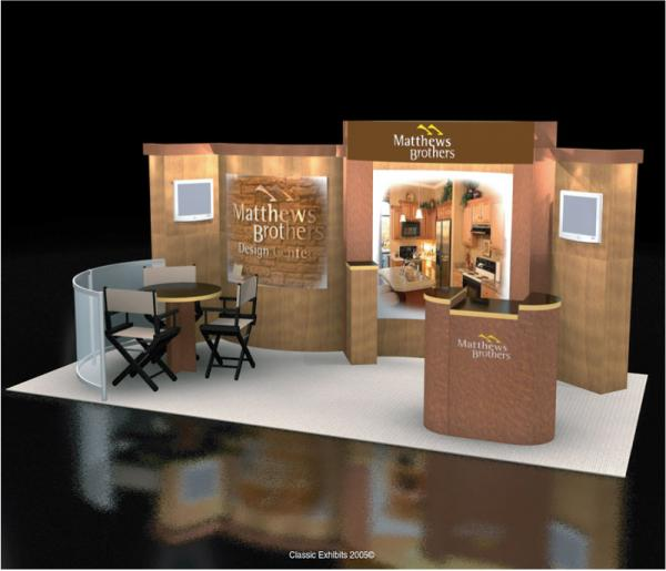DM-0034 Trade Show Exhibit