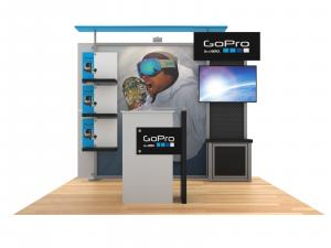 ECO-1067 Sustainable Tradeshow Exhibit - Image 1