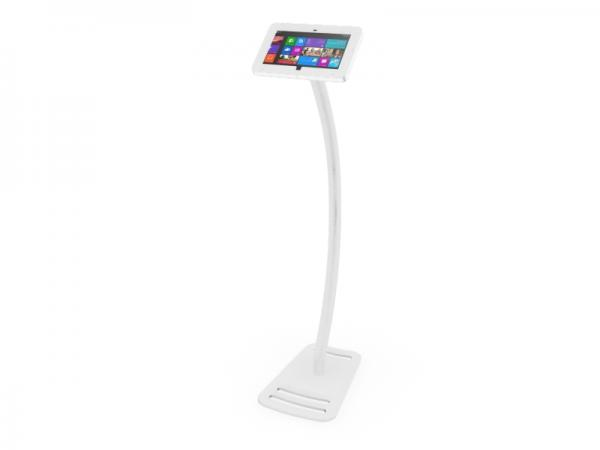 MOD-1336M Portable Surface 2 Kiosk -- White