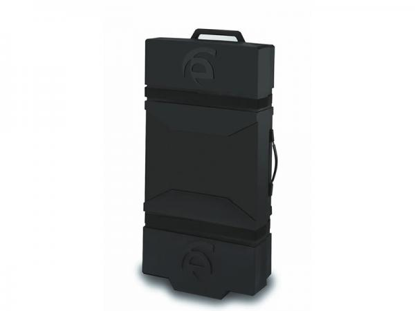 MOD-550 Portable Roto-molded Cases with Wheels