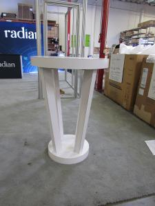 Custom Tapered Round Pedestal