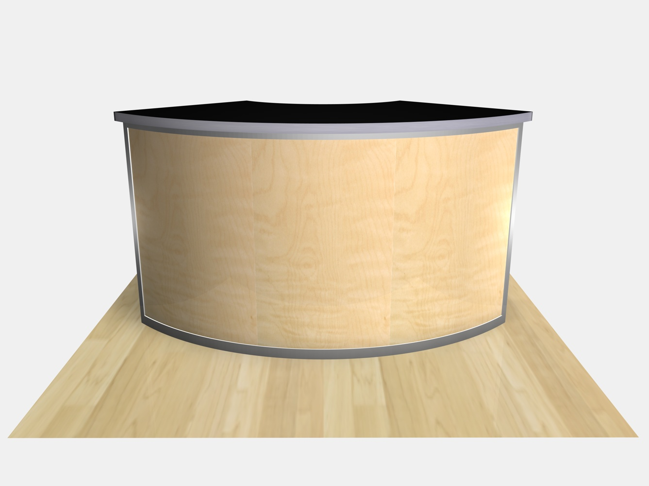 RE-1205 / Large Curved Counter - Image 3