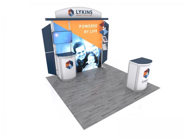 VK-1118 Trade Show Exhibit -- Image 1
